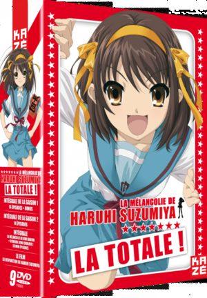 La Mélancolie de Haruhi Suzumiya