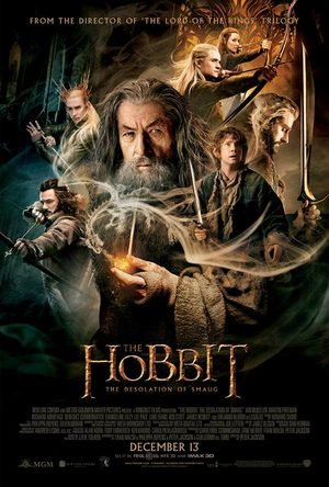 Le Hobbit : la Désolation de Smaug Film
