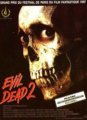 Evil dead 2 Film