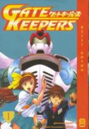 Gate Keepers Manga