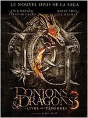 Donjons & Dragons 3 - Le livre des ténèbres