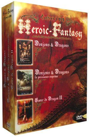 Coffret Heroic-Fantasy