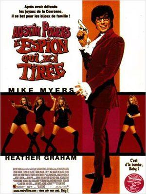 Austin Powers 2 : L'Espion qui m'a tirée