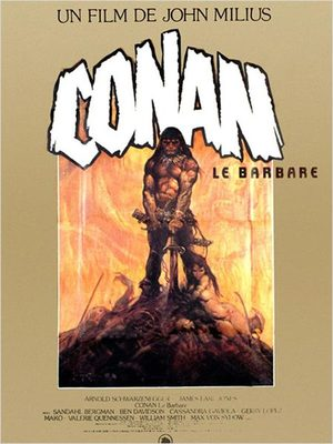 Conan le Barbare Film