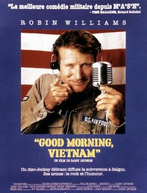 Good morning Vietnam Film
