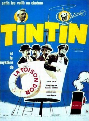 Tintin et le mystère de la toison d'or Film