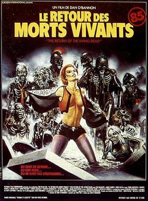 Le retour des morts vivants Film