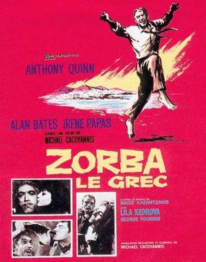 Zorba le Grec Film