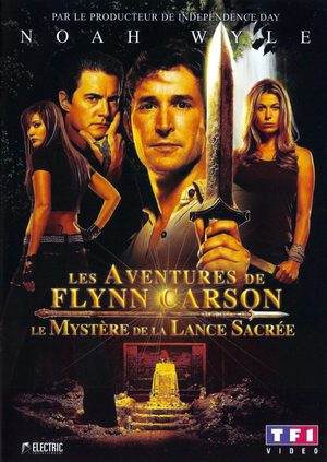 Les Aventures de Flynn Carson 1 : Le Mystère de la lance sacrée