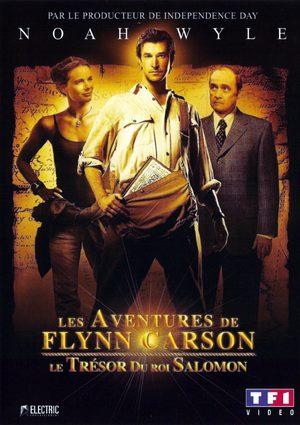 Les Aventures de Flynn Carson 2 : Le Trésor du roi Salomon