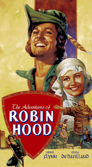 Les Aventures de Robin des Bois (1938)