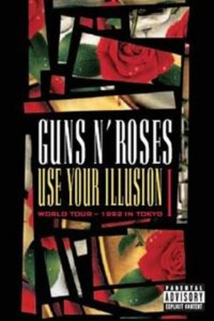 Guns N' Roses - Use Your Illusion I - World Tour - 1992 Tokyo