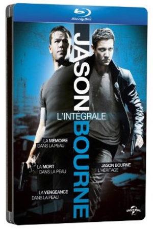 Jason Bourne - Quadrilogie