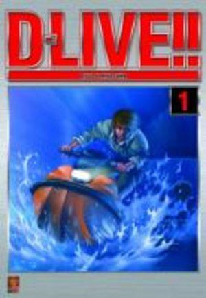 D-Live!! Manga