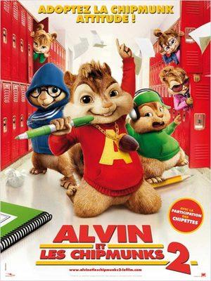 Alvin et les Chipmunks 2 Film