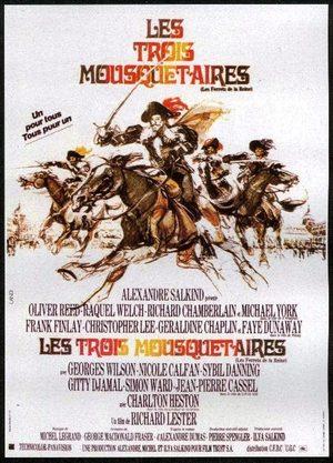 Les Trois Mousquetaires (1973) Film