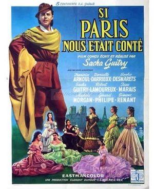 Si Paris nous était conté Film