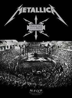 Metallica français pour une nuit