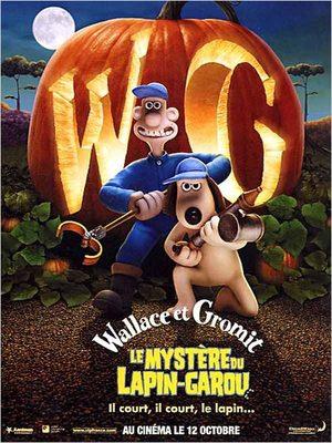 Wallace & Gromit le mystère du lapin garou