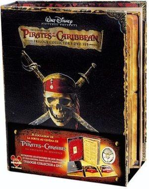 Pirates des Caraïbes - Trilogie