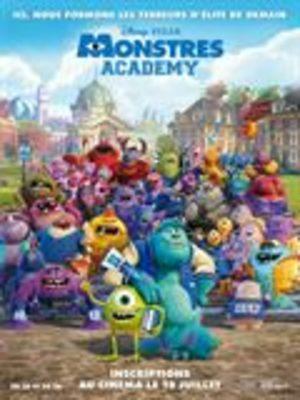 Monstres Academy Film