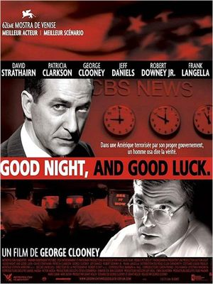 Good night, and good luck Film