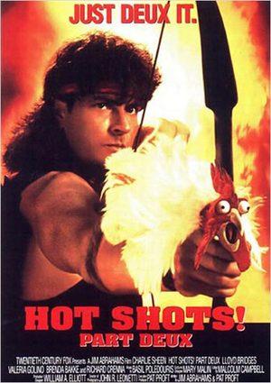 Hot shots ! 2 Film