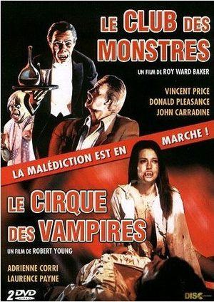 Le Club des Monstres +  Le Cirque des Vampires (Bipack)