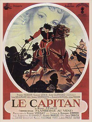Le Capitan - 1re époque - Flamberge au vent Film