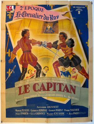 Le Capitan - 2ème époque - Le Chevalier du Roy