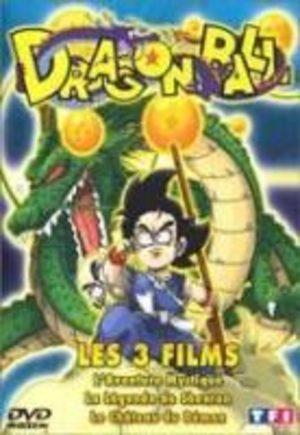 Dragon Ball - Film 2 - Le château du démon Anime comics