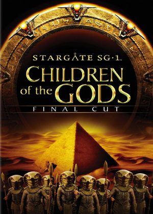 Stargate SG1 : Children of the gods