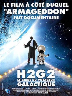 H2G2: le guide du voyageur galactique Film