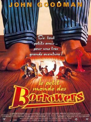 Le monde des Borrowers Film