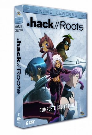 .Hack// Roots Série TV animée
