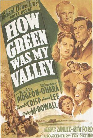 Qu'elle était verte ma vallée