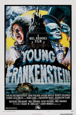 Frankenstein Junior Film