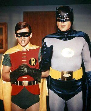 Batman, la série