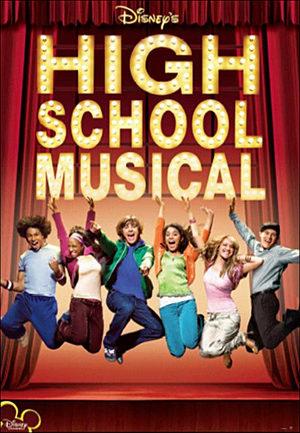 High school musical: premier pas sur scène