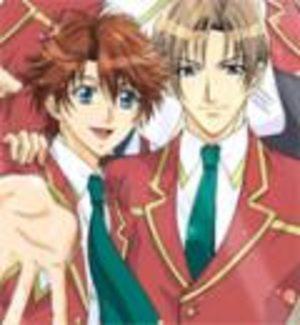 Gakuen Heaven Manga