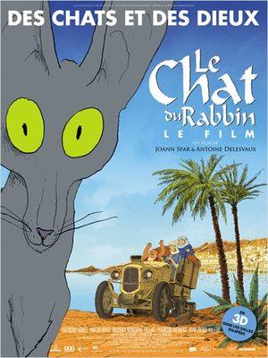 Le Chat du Rabbin Film