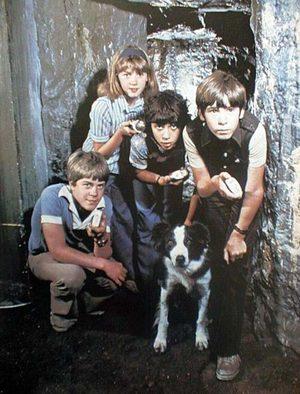 Le Club des Cinq (1978)