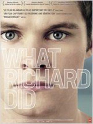 What Richard Did
