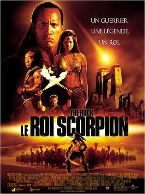 Le Roi Scorpion Film