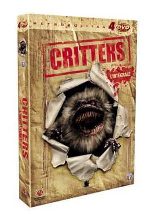 Critters - Intégrale