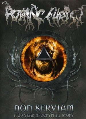 Rotting christ - Non serviam, 20 year apocryphal story Concert