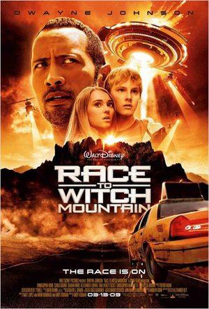 La montagne ensorcelée Film