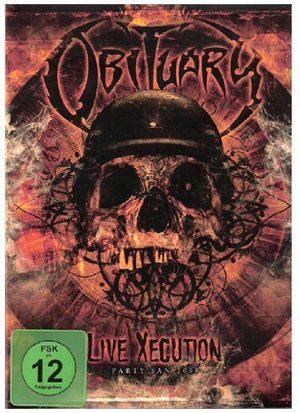 Obituary - Live xecution party san 2008