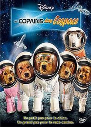 Les copains de l'espace