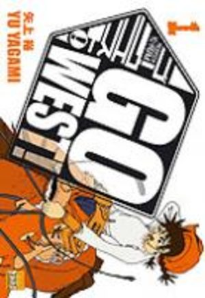 Go West ! Manga